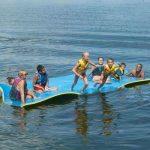 Floating Mat for Lake