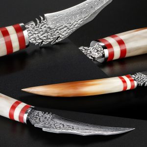 OX Horn Knife