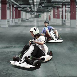 Self Balancing Electric Go Kart