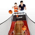 Indoor Basketball Game
