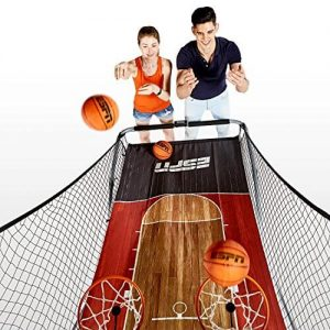 Indoor Basketball Game