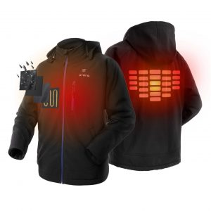 Heated Jacket For Men