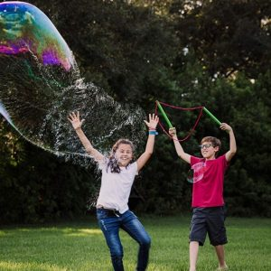 Giant Bubble Wands Kit