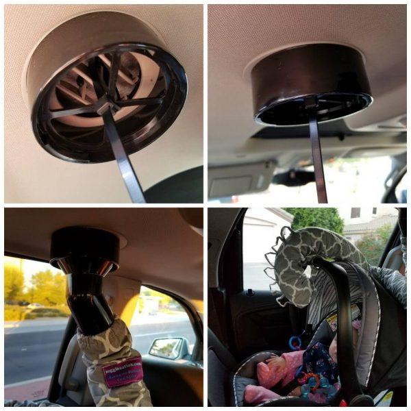 The Noggle, Vehicle Backseat Cooler