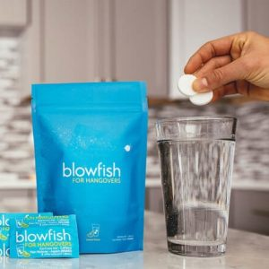 Blowfish For Hangovers, Best Hangover Tablet