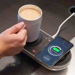 Fast Charger with Mug Warmer