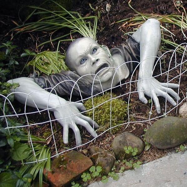 Zombie Decoration