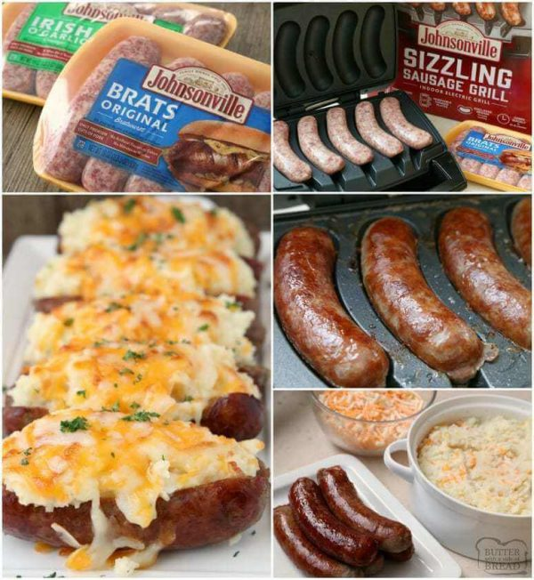 Sizzling Sausage Electric Grill