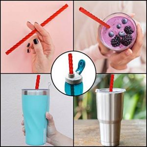 Straws For Water Bottles