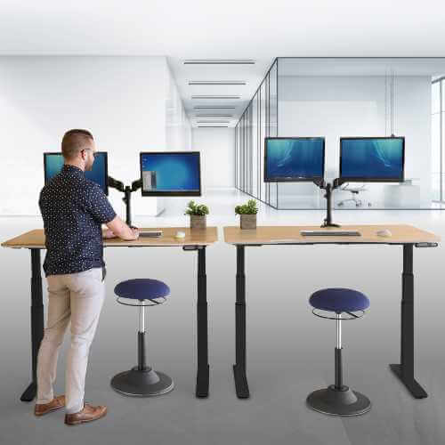 Desk With Adjustable Height