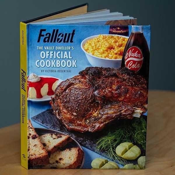 fallout cookbook