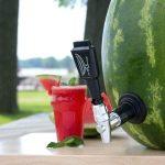 Final Touch Black Watermelon Keg Tapping Kit