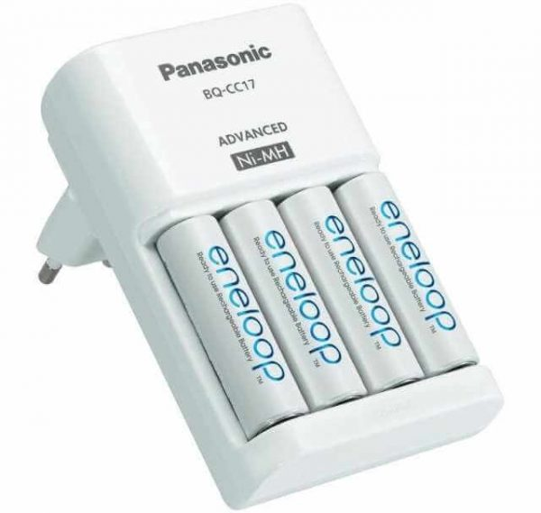 Rechargeable Batteries AA