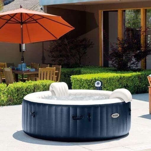 New Portable Bubble Massage Spa Set