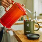 personalized travel coffee mug