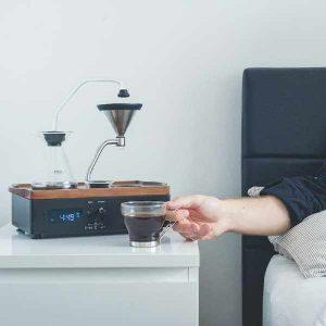Alarm Clock Coffee Maker