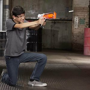 N Strike Elite Strongarm Blaster Nerf Gun