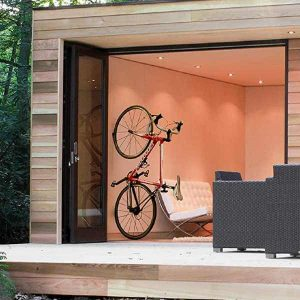 Outdoor Bicycle Storage