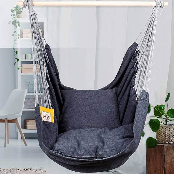 Hammock Chair Swing Hanging