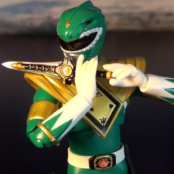 Power Rangers Legacy Dragon Dagger