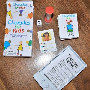 Charade for Kids