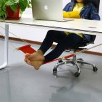 Foot Hammock for Desk