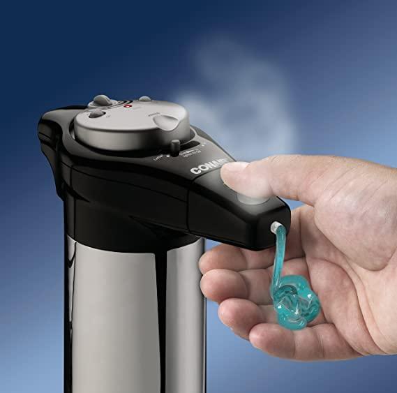 Hot Shaving Cream Dispenser