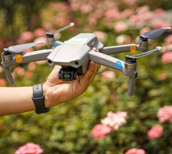 DJI Mavic Air 2, Best Quadcopter with Camera