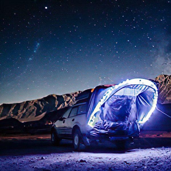 Napier Sportz Cove, Best Midsize SUV Camping Tent