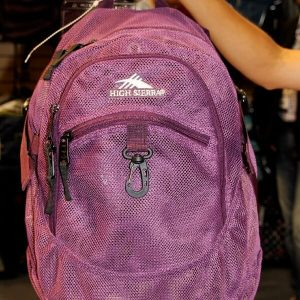 High Sierra Mesh Backpack