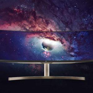 LG 49 Inch Monitor