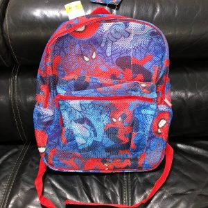 Marvel Spiderman Mesh Backpack