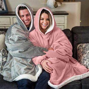 Comfy Wearable Blanket