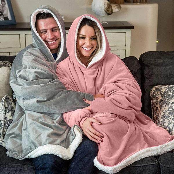 Comfy Wearable Blanket
