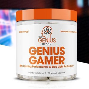 Genius Gamer - Elite Gaming Nootropic
