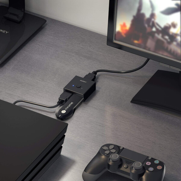 HDMI Splitter For Gaming Consoles