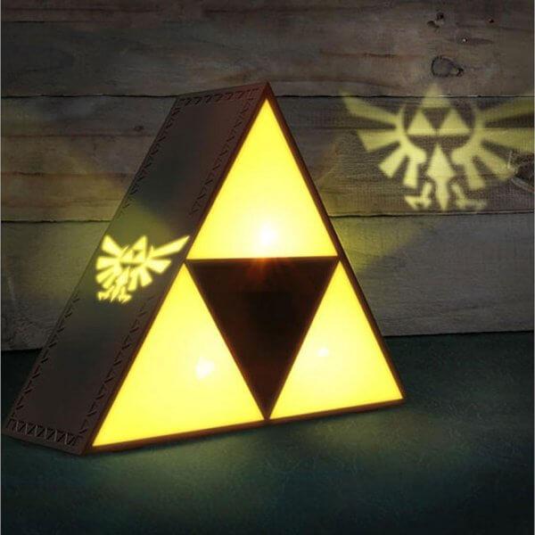 Paladone The Legend of Zelda Triforce Light