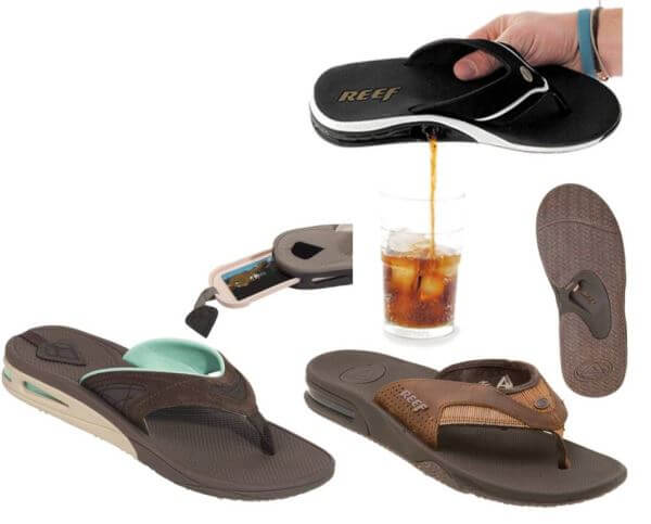 Flask Sandals