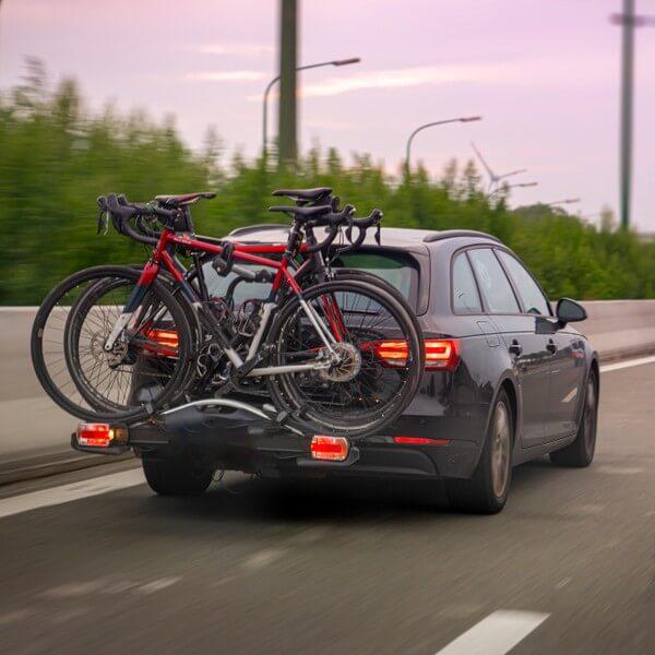 Allen Sports Deluxe 4-Bike Hitch Mount Rack