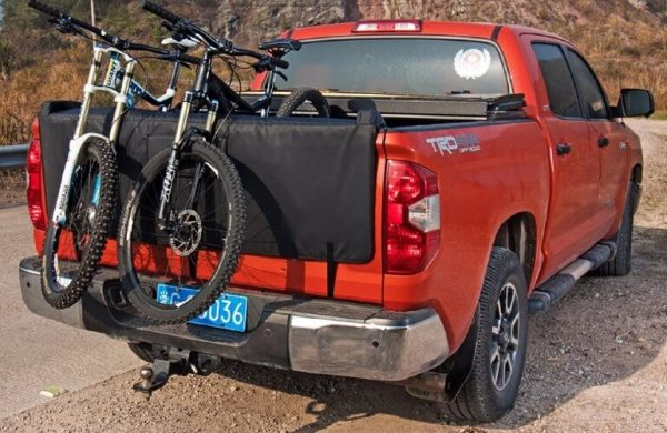 """HZYICH 54"""" Truck Tailgate Pickup Pad"""