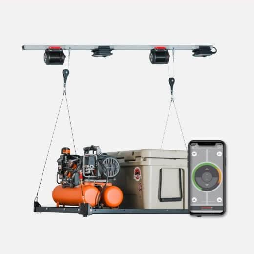 Smart Motorized Platform Lifter