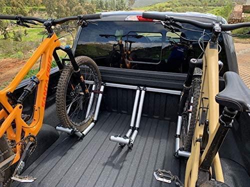 Pipeline Racks Truck Bed Bike Rack
