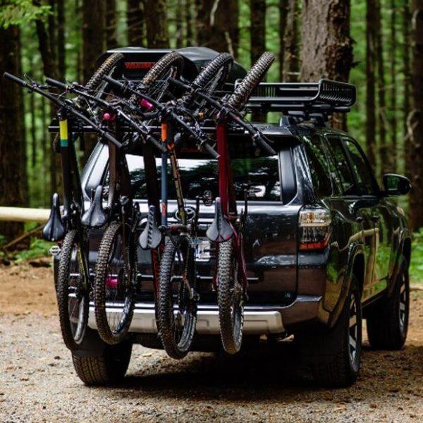Yakima HangOver 6 Bike Rack