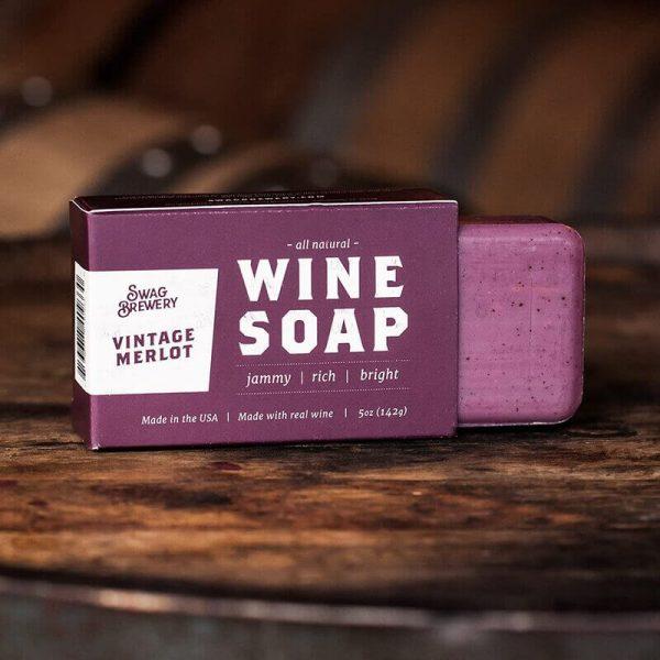 Boozy Soap
